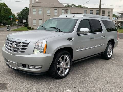 2011 Cadillac Escalade ESV for sale at LUXURY AUTO MALL in Tampa FL