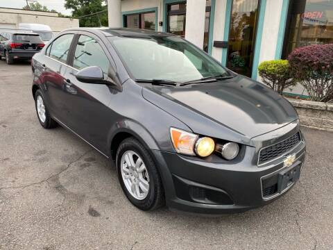 2013 Chevrolet Sonic for sale at Autopike in Levittown PA