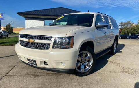 2012 Chevrolet Suburban for sale at Auto House of Bloomington in Bloomington IL