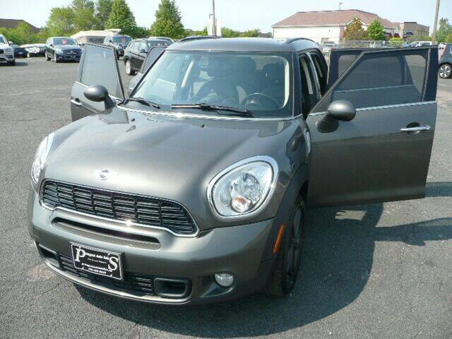 2012 MINI Cooper Countryman for sale at Prospect Auto Sales in Osseo MN