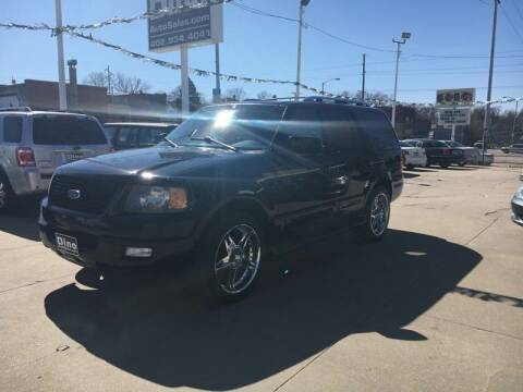 2005 Ford Expedition for sale at Dino Auto Sales in Omaha NE