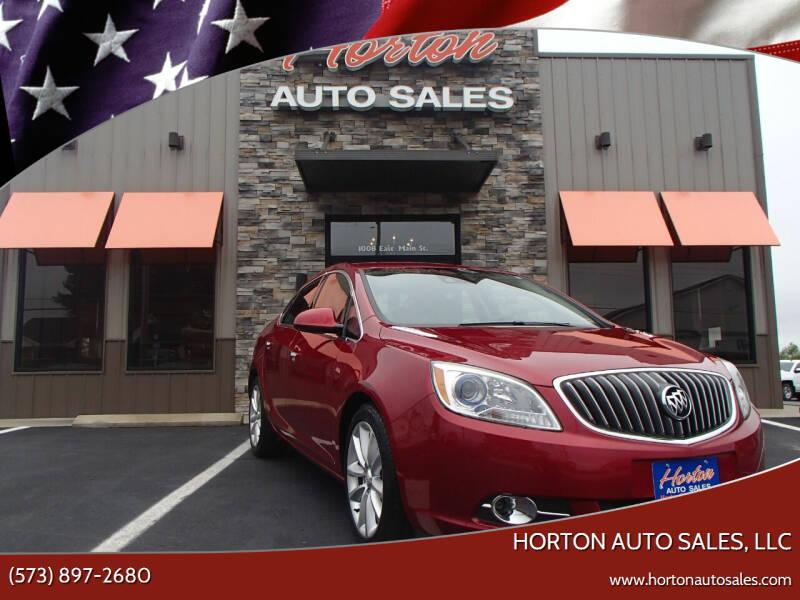 2014 Buick Verano for sale at HORTON AUTO SALES, LLC in Linn MO