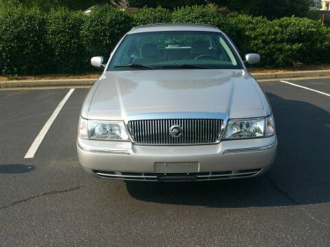 2005 Mercury Grand Marquis for sale at Wheels To Go Auto Sales in Greenville SC