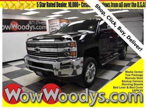 2016 Chevrolet Silverado 2500HD for sale at WOODY'S AUTOMOTIVE GROUP in Chillicothe MO
