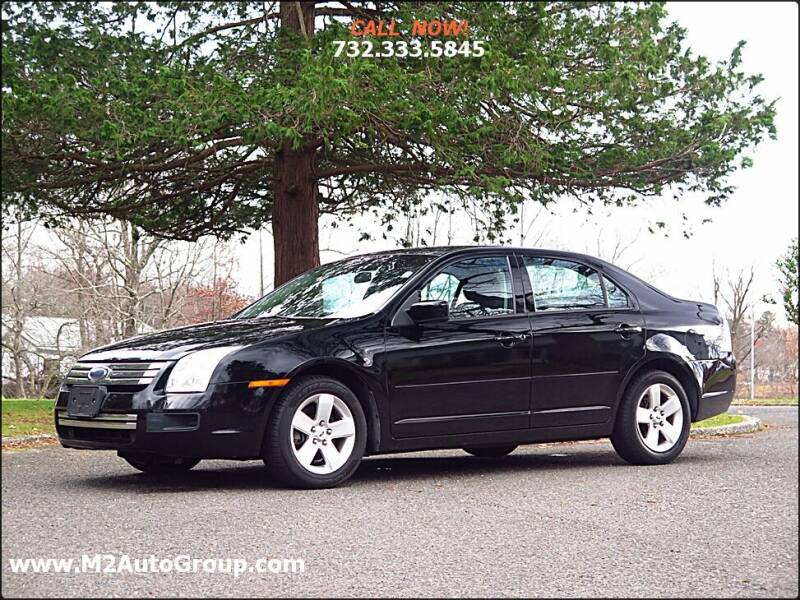 2006 Ford Fusion for sale at M2 Auto Group Llc. EAST BRUNSWICK in East Brunswick NJ