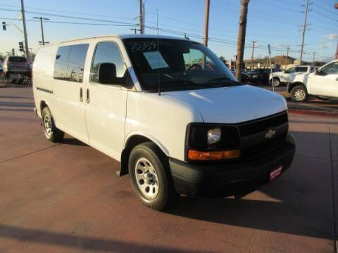2014 Chevrolet Express Cargo for sale at Norco Truck Center in Norco CA