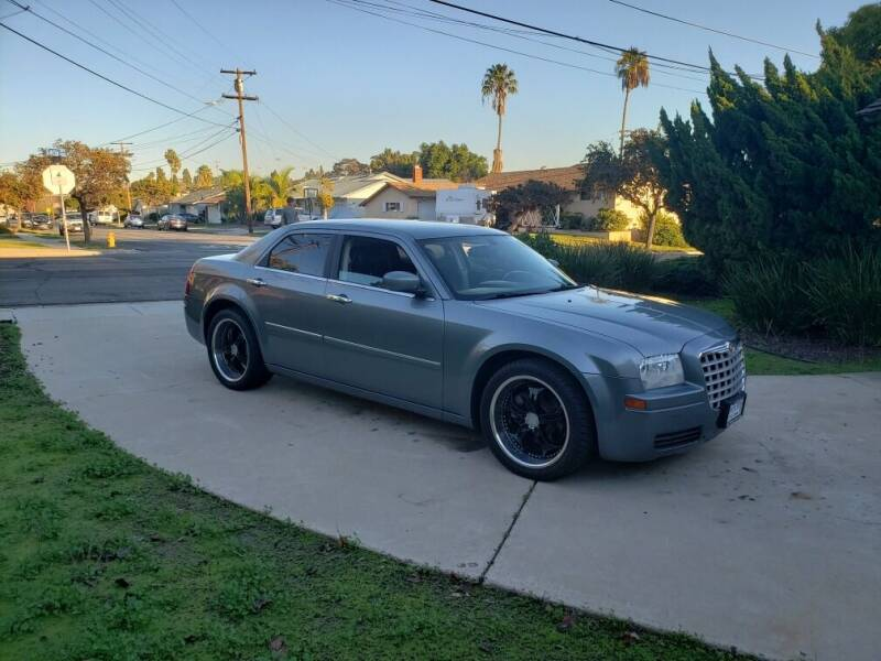 2011 Chrysler 300 for sale at CABO MOTORS in Chula Vista CA