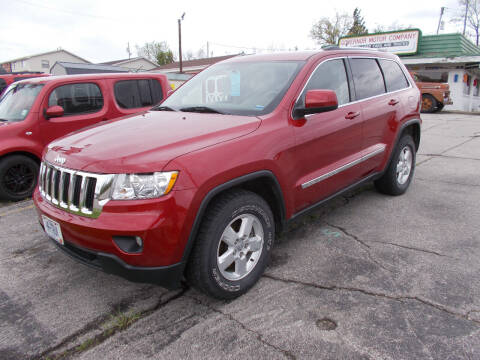 2011 Jeep Grand Cherokee for sale at Governor Motor Co in Jefferson City MO