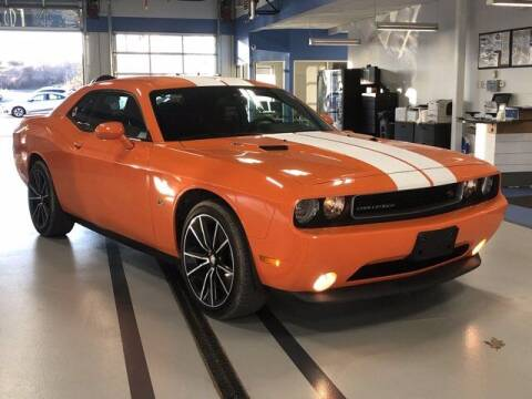 2014 Dodge Challenger for sale at Simply Better Auto in Troy NY