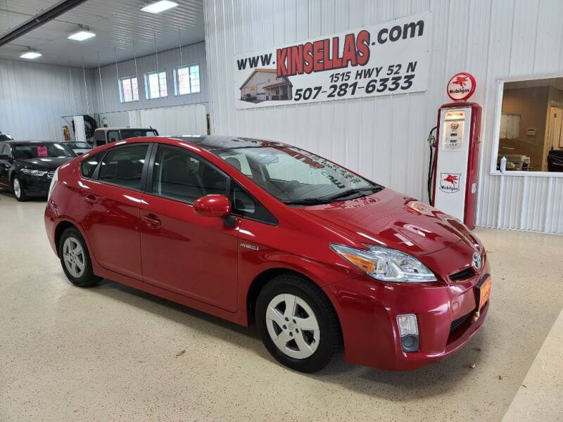 2011 Toyota Prius for sale at Kinsellas Auto Sales in Rochester MN