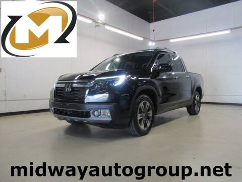 2019 Honda Ridgeline for sale at Midway Auto Group in Addison TX