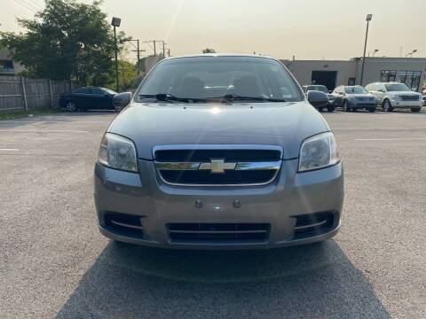 2010 Chevrolet Aveo for sale at Platinum Cars Exchange in Downers Grove IL