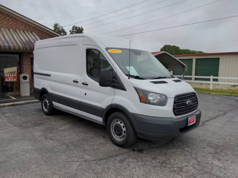 2015 Ford Transit Cargo for sale at Towell & Sons Auto Sales in Manila AR