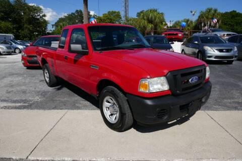 2008 Ford Ranger for sale at J Linn Motors in Clearwater FL