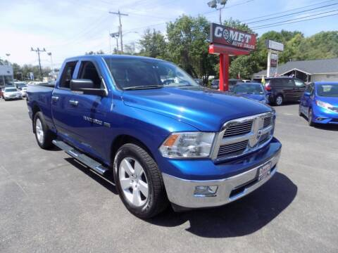 2011 RAM Ram Pickup 1500 for sale at Comet Auto Sales in Manchester NH