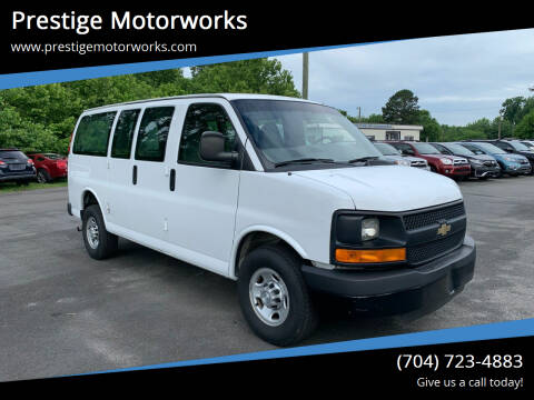 2015 Chevrolet Express Cargo for sale at Prestige Motorworks in Concord NC