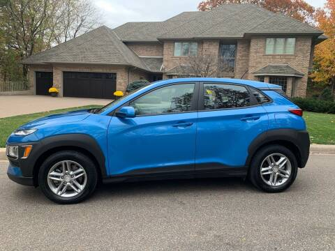 2019 Hyundai Kona for sale at You Win Auto in Metro MN