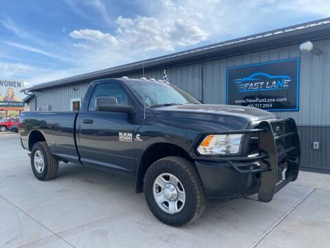 2018 RAM Ram Pickup 3500 for sale at FAST LANE AUTOS in Spearfish SD