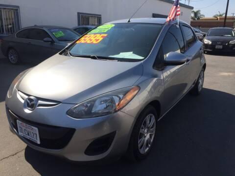 2012 Mazda MAZDA2 for sale at Oxnard Auto Brokers in Oxnard CA
