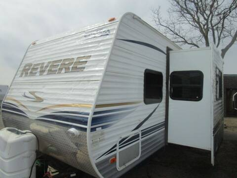 2012 Forest River Shasta  Revere for sale at DK Auto in Centerville SD