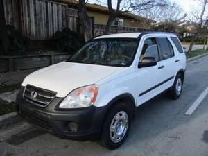 2005 Honda CR-V for sale at Inspec Auto in San Jose CA