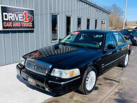 2010 Mercury Grand Marquis for sale at Drive 1 Car & Truck in Springfield OH