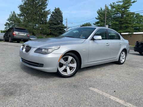 2008 BMW 5 Series for sale at Keystone Auto Center LLC in Allentown PA