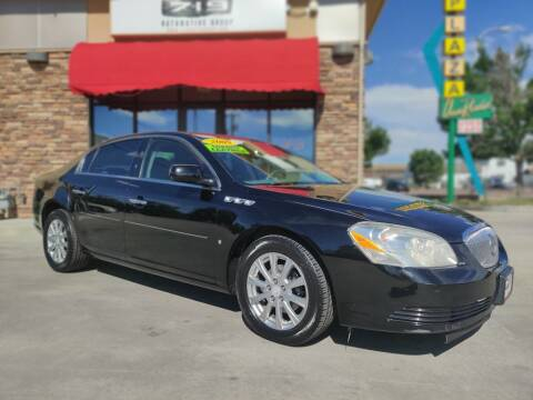 2009 Buick Lucerne for sale at 719 Automotive Group in Colorado Springs CO