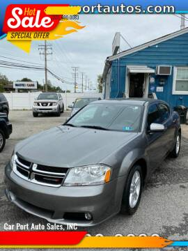 2013 Dodge Avenger for sale at Car Port Auto Sales, INC in Laurel MD