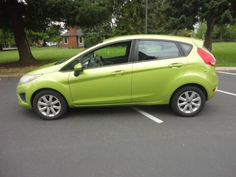 2011 Ford Fiesta for sale at TONY'S AUTO WORLD in Portland OR