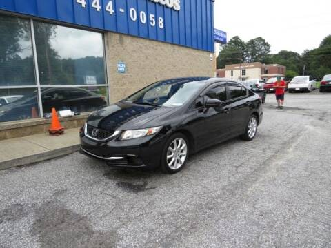 2015 Honda Civic for sale at Southern Auto Solutions - 1st Choice Autos in Marietta GA