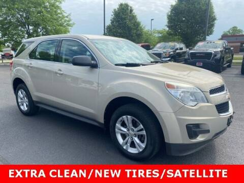 2011 Chevrolet Equinox for sale at Auto Express in Lafayette IN