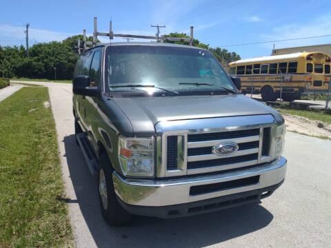 2011 Ford E-Series Cargo for sale at LAND & SEA BROKERS INC in Pompano Beach FL