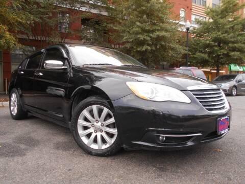 2013 Chrysler 200 for sale at H & R Auto in Arlington VA