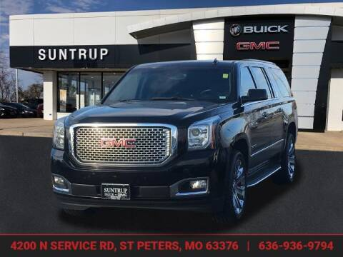 2016 GMC Yukon XL for sale at SUNTRUP BUICK GMC in Saint Peters MO