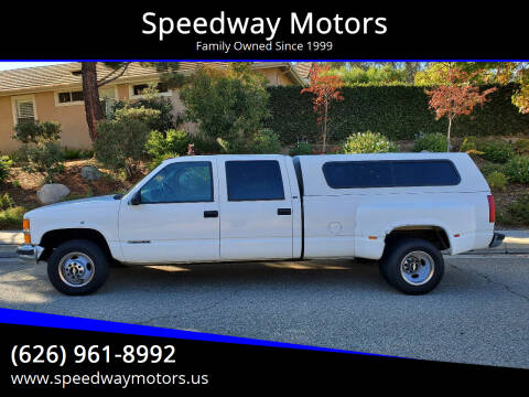 2000 Chevrolet C/K 3500 Series for sale at Speedway Motors in Glendora CA