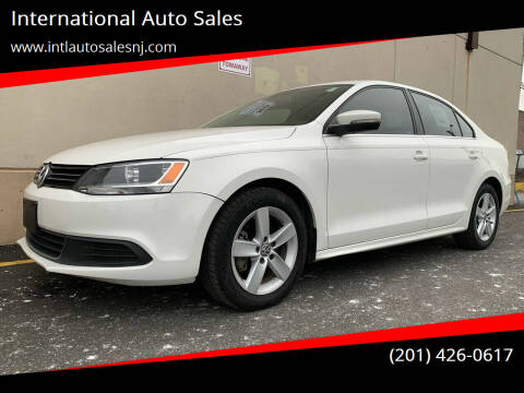 2013 Volkswagen Jetta for sale at International Auto Sales in Hasbrouck Heights NJ