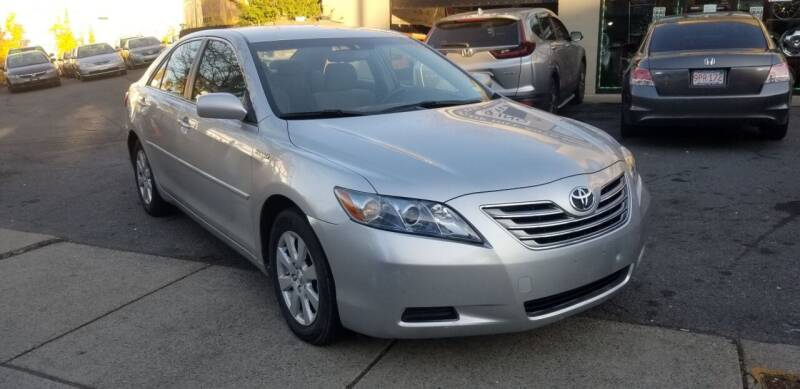 2007 Toyota Camry Hybrid for sale at Motor City in Roxbury MA