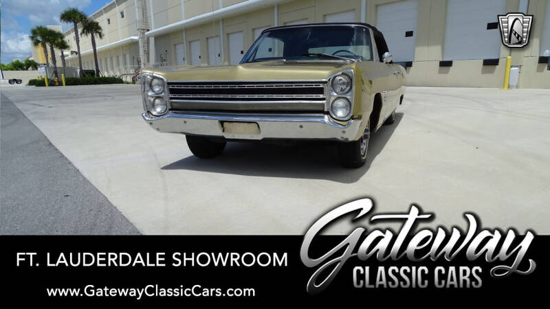 1968 Plymouth Sport Fury for sale in Coral Springs, FL