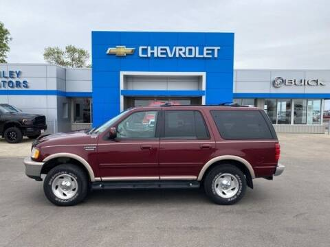 1998 Ford Expedition for sale at Finley Motors in Finley ND