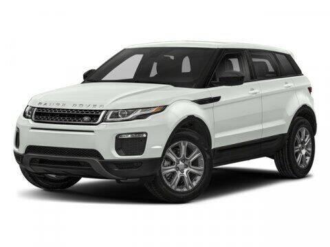 2018 Land Rover Range Rover Evoque for sale at Distinctive Car Toyz in Pleasantville NJ