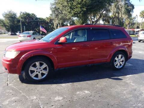2010 Dodge Journey for sale at BSS AUTO SALES INC in Eustis FL