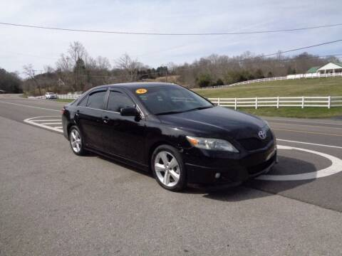2010 Toyota Camry for sale at Car Depot Auto Sales Inc in Seymour TN