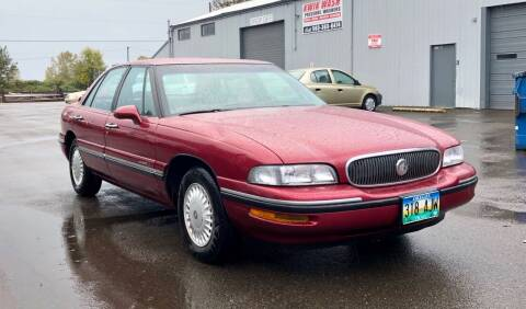 1997 Buick LeSabre for sale at DASH AUTO SALES LLC in Salem OR