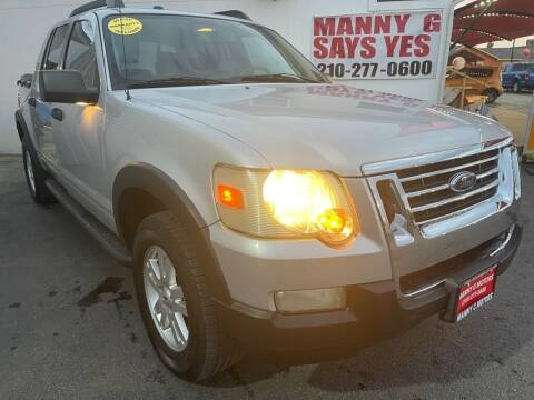 2009 Ford Explorer Sport Trac for sale at Manny G Motors in San Antonio TX