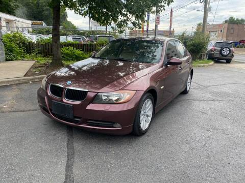 2007 BMW 3 Series for sale at Exotic Automotive Group in Jersey City NJ