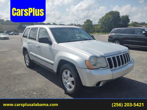 2008 Jeep Grand Cherokee for sale at CarsPlus in Scottsboro AL