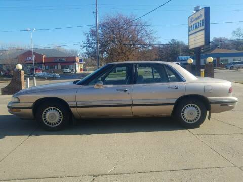 1998 Buick LeSabre for sale at RIVERSIDE AUTO SALES in Sioux City IA