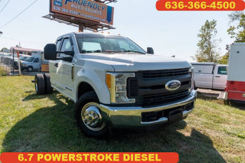 2017 Ford F-350 Super Duty for sale at Fruendly Auto Source in Moscow Mills MO