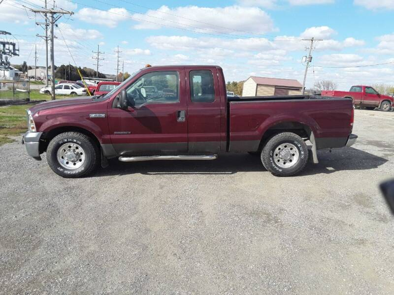 2000 Ford F-250 Super Duty for sale at Ideal Wheels in Bancroft NE